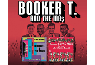 Booker T. & The M.G.'s - And Now & In The Christmas Spirit (+Bonus) - (CD)