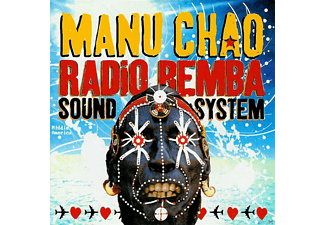 Manu Chao - Radio Bemba Sound System - (LP + Bonus-CD)