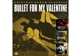 Bullet For My Valentine - Original Album Classics [CD]