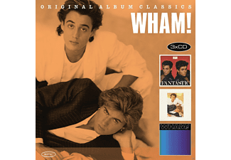 Wham! - Original Album Classics [CD]