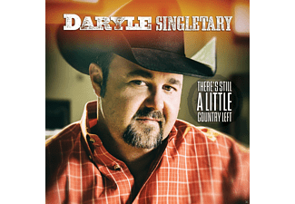 Daryle Singletary - There's Still A Little Country Left - (CD)