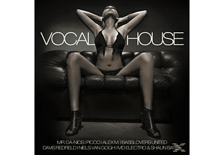 VARIOUS - Vocal House [CD]