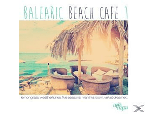 VARIOUS - Balearic Beach Cafe Vol.1 [CD]