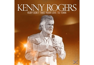 Kenny Rogers - Ruby Don't Take Your Love To Town - (CD)
