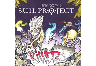 Mccoy's Sun Project - Killer [CD]