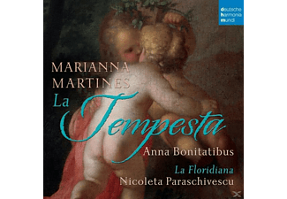 Anna Bonitatibus - Marianna Martines: The Late Works - (CD)
