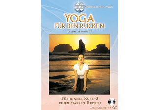 VARIOUS - Yoga Für Den Rücken (Deluxe Version Cd) - (CD)