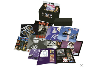 "T. Rex - The 7"" Singles Box Set (26 X 7inch + Booklet) [Vinyl]"