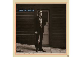 Boz Scaggs - Boz Scaggs (Original 1969 Version+1977 Remix) [CD]
