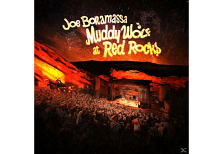 Joe Bonamassa - Muddy Wolf At Red Rocks - (CD)