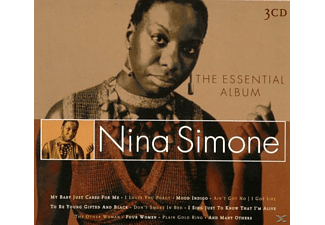 Nina Simone - THE ESSENTIAL ALBUM - (CD)