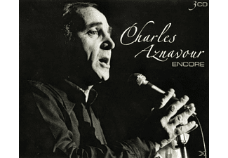 Charles Aznavour - Encore - (CD)