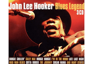 John Lee Hooker - Blues Legend - (CD)