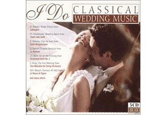 VARIOUS - I Do Classical Wedding Music - (CD)