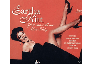 Eartha Kitt - You Acn Call Me Miss Kitty (3cd's For 1) - (CD)