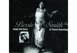 Bessie Smith - Empty Bed Blues - 42 Classic Recordings - (CD)