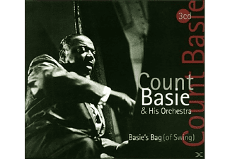 Count Basie - Basie's Bag (of Swing) - (CD)