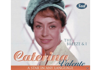 Caterina Valente - The Breeze And I - A Star In Any Language - (CD)
