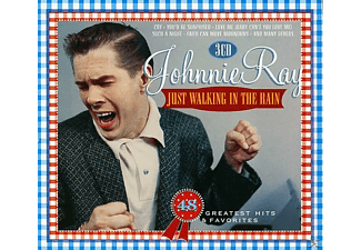 Johnnie Ray - Just Walking In The Rain - (CD)