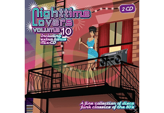 VARIOUS - Nighttime Lovers Vol.10 - (CD)
