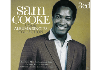 Sam Cooke - Classic Album & Singles Collection - (CD)