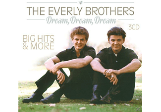 The Everly Brothers - Dream, Dream, Dream-Big Hits & Mo - (CD)