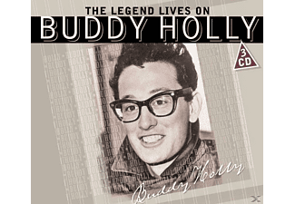 Buddy Holly - Legend Lives On - (CD)