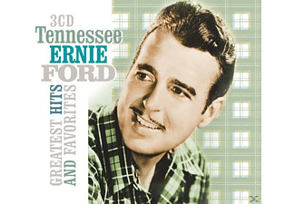 Tennessee Ernie Ford - Greatest Hits & Favorites - (CD)