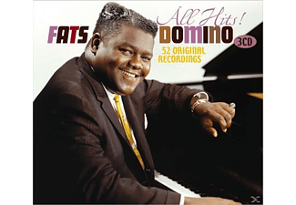 Fats Domino - All Hits!-52 Original Recordings - (CD)