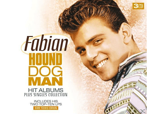 Fabian - Hound Dog Man- Hit Albums Plus Singles Collection - (CD)