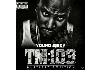 Young Jeezy - Tm 103 Hustlerz Ambition - (CD)