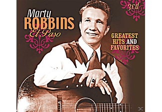 Marty Robbins - El Paso - Greatest Hits And Favorites - (CD)