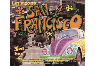 VARIOUS - Let's Go To San Francisco - (CD)