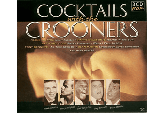 VARIOUS - Cocktails With The Crooners - (CD)