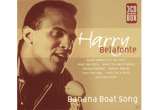 Harry Belafonte - Banana Boat Song - (CD)