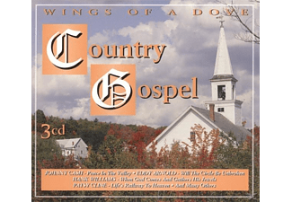 VARIOUS - Wings Of A Dove - Country Gospels - (CD)