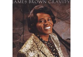 James Brown - Gravity - (CD)