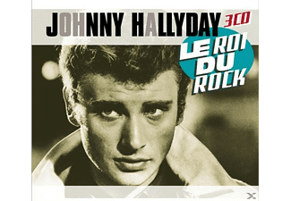 Johnny Hallyday - Le Roi Du Rock [CD]