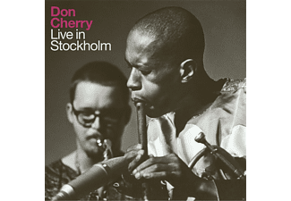 Don Cherry - Live in Stockholm - (CD)