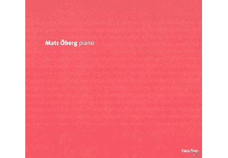 Mats Öberg - Improvisations two.five - (CD)