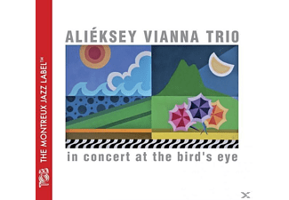 Vanna Alieksey Trio - In Concert At Bird's Eye - (CD)