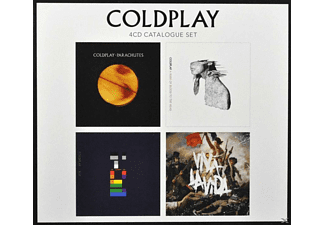 Coldplay - 4 CD Catalogue Set [CD]