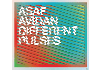 Asaf Avidan - DIFFERENT PULSES [CD]