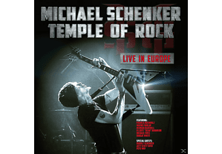 Michael Schenker Group - Temple Of Rock - Live In Europe [CD]