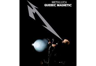 Metallica - QUEBEC MAGNETIC - (Blu-ray)