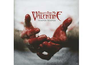 Bullet For My Valentine - TEMPER TEMPER (DELUXE VERSION) [CD]
