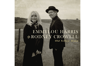 Emmylou Harris, Rodney Crowell - Old Yellow Moon - (CD)
