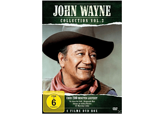 John Wayne Collection Vol. 3 [DVD]