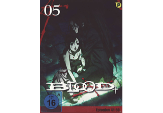Blood+ - Vol. 5 [DVD]