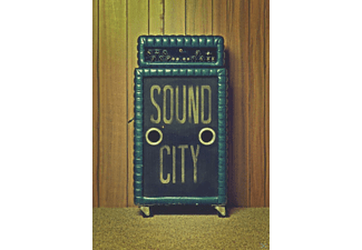 - SOUND CITY-REAL TO REEL - (DVD)